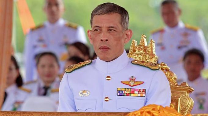 Vua Maha Vajiralongkorn của Thái Lan là vị vua giàu nhất thế giới. Ảnh: Strait Times.