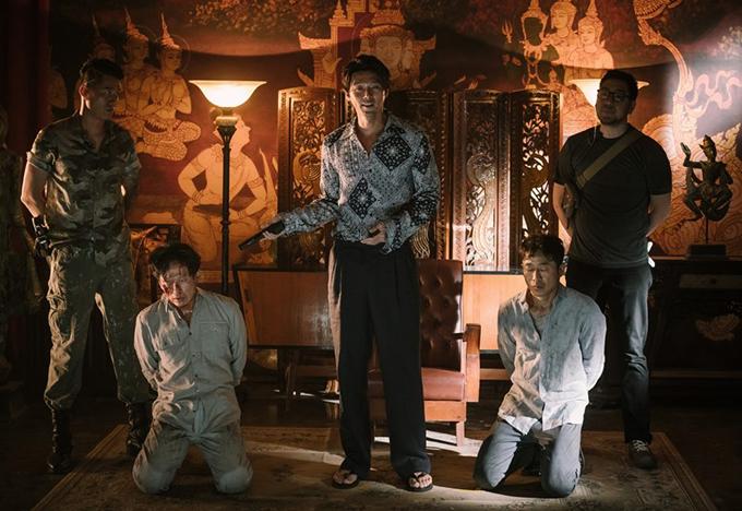 Min Tae Gu của Hyun Bin cực ngầu trong phần đầu của phim