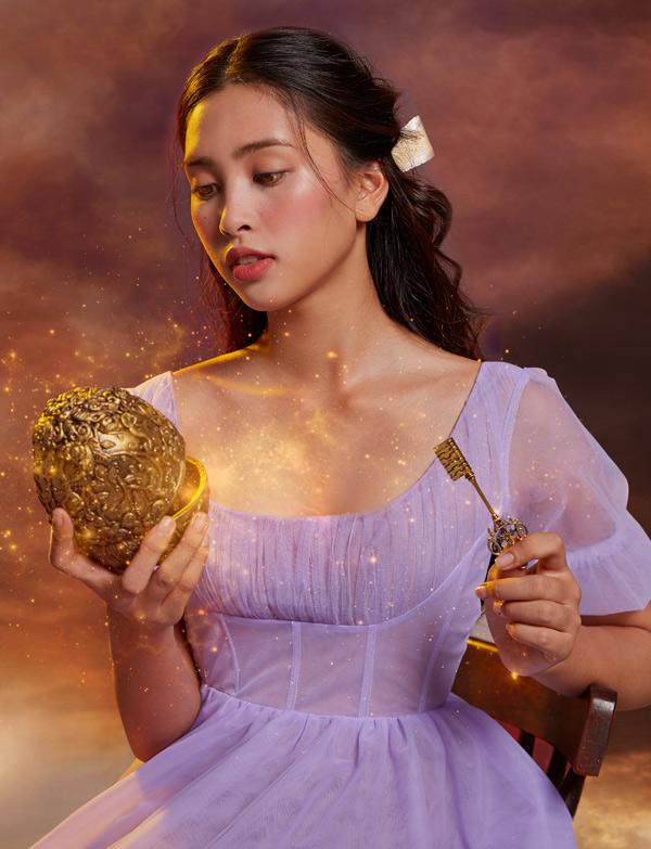 Cuối tháng 11, Tiểu Vy sẽ lên đường sang Trung Quốc thi Miss World 2018.