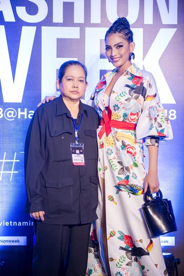 Trương Thị May đọ dáng Á hậu Hoàn vũ 2016 - 8