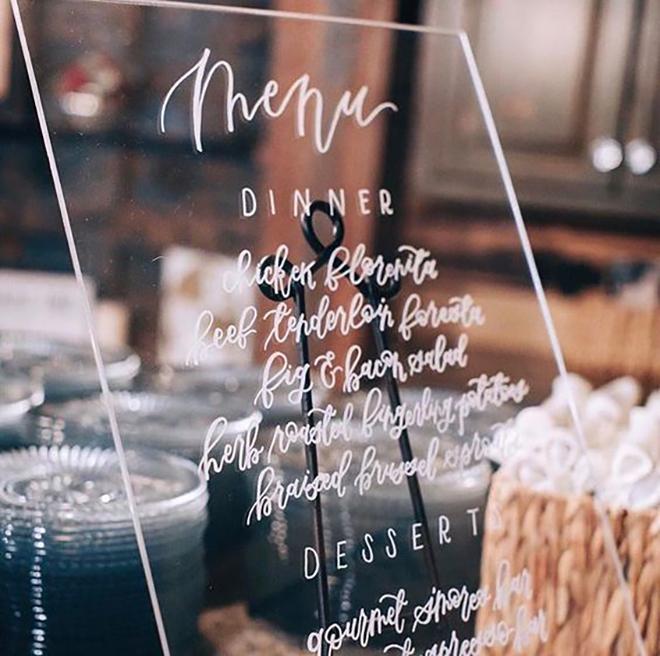 Gợi ý trang trí đám cưới từ nhựa trong suốt
