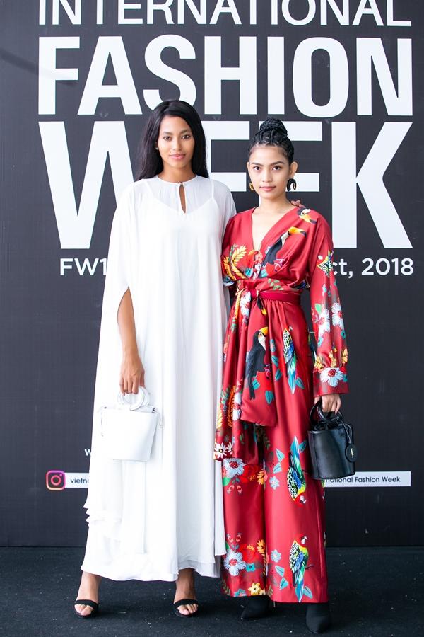 Trương Thị May đọ dáng Á hậu Hoàn vũ 2016
