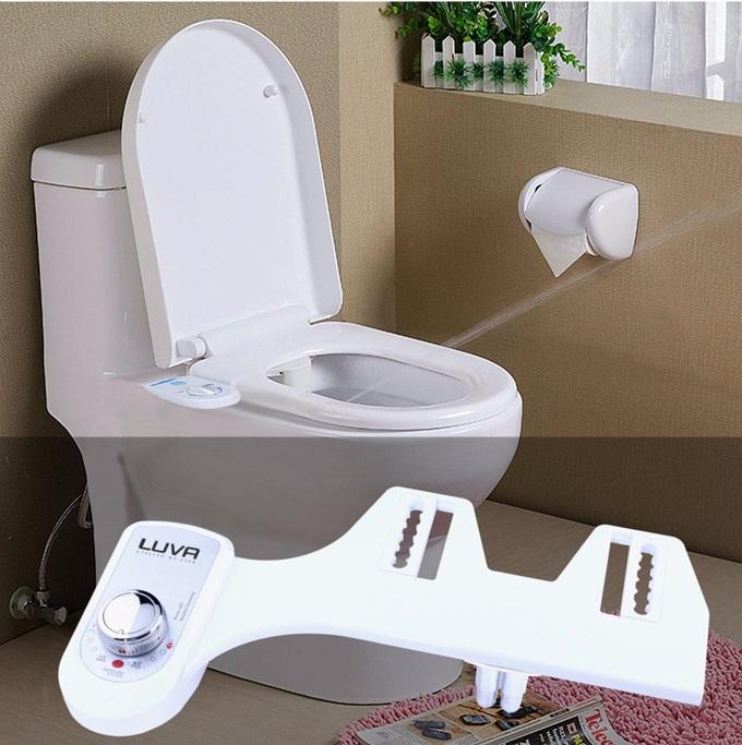 Vòi rửa vệ sinh giúptiết kiệm chi phí