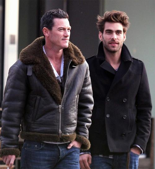 Luke và người tình cũ, Jon Kortajarena.