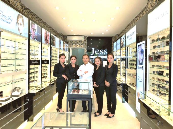 Mua một tặng một dịp khai trương Jess Luxury Eyewear - 1