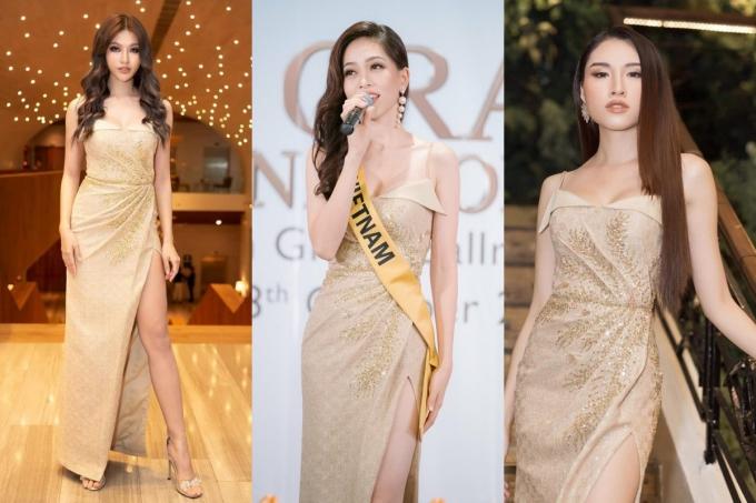 HHen Niê mất điểm khi đụng váy với Angela Phương Trinh trong tháng 10 - 4