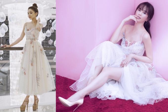 HHen Niê mất điểm khi đụng váy với Angela Phương Trinh trong tháng 10 - 5