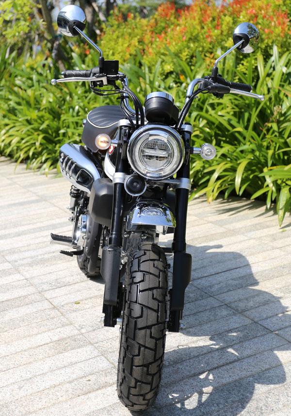 Xe khỉ Honda Monkey giá 85 triệu đồng - 7