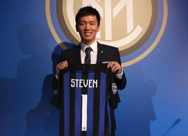 Steven Zhang (27 tuổi) tân chủ tịch mới của câu lạc bộ bóng đá Inter Milan. Ảnh: Instagram Steven.
