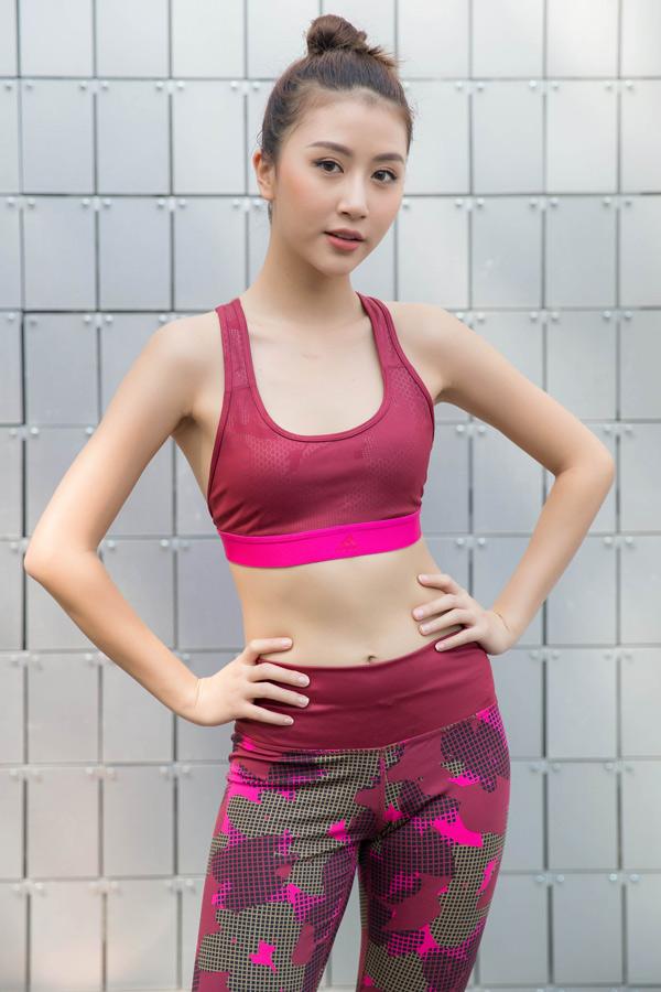 Quỳnh Anh Shyn sở hữu vóc dáng thon thả nhớ chăm chỉ tới phòng gym và ăn uống khoa học.