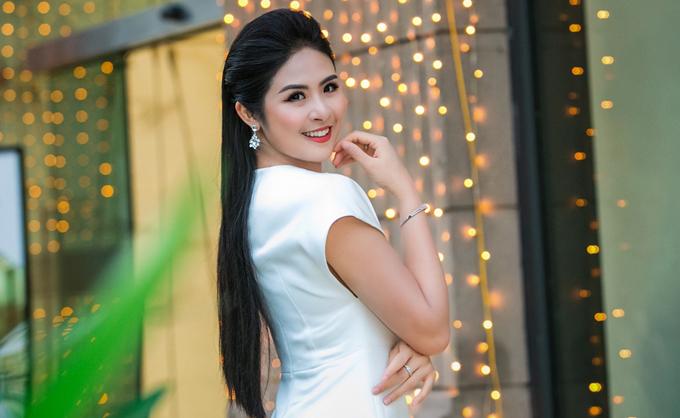 Hoa hậu Ngọc Hân hy vọng Phương Khánh trên cương vị mới sẽ có nhiều hoạt động bảo vệ môi trường ở Việt Nam.