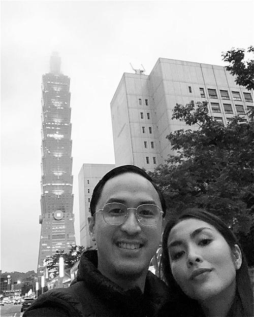 Tăng Thanh Hà và ông xã Louis Nguyễn đi du lịch kỷ niệm 6 năm ngày cưới.