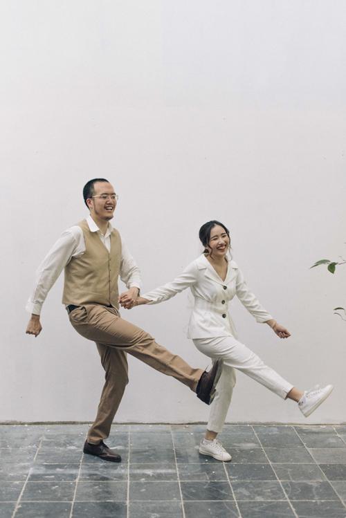 Trước khi đặt lịch chụp với nhiếp ảnh gia, cô dâu đã chọn được phong cách chụp hình ưa thích và lưu những tấm ảnh đó để nhiếp ảnh tham khảo.