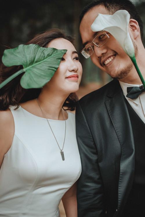 Ảnh cưới của cặp bén duyên sau 16 năm chung lớp - 8