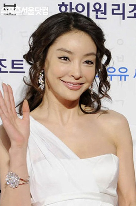 Ngôi sao Vườn sao băng Jang Ja Yeon