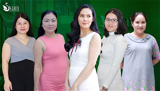 Diễn viên Vy Vân, Thạc sĩ tâm lý Tô Nhi A, người đẹp Lê Sang và hàng nghìn phụ nữ Việt đã giảm 10-30kg tại Svan. Xem chi tiếttại đây.