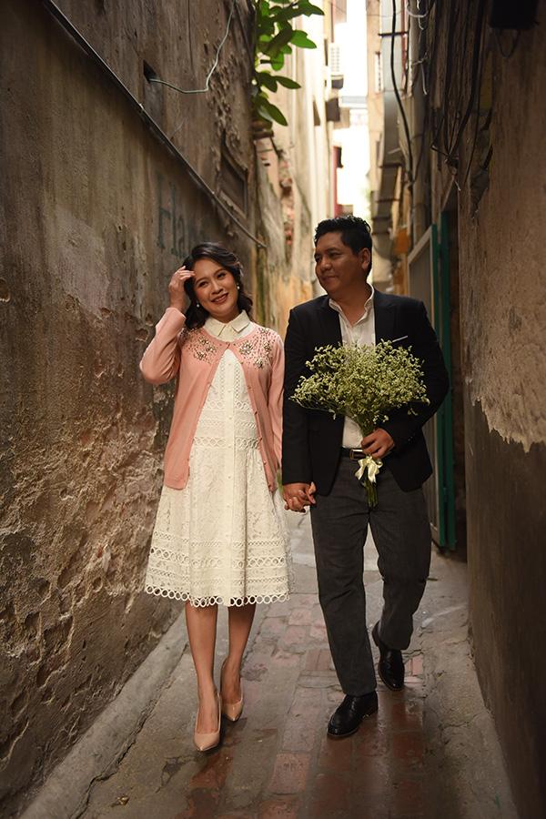 Vợ chồng Thanh Thúy mong chờ đứa con thứ hai đã lâu.