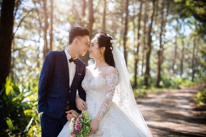 Cặp 9X chỉ mất 5 triệu đồng để chụp ảnh cưới