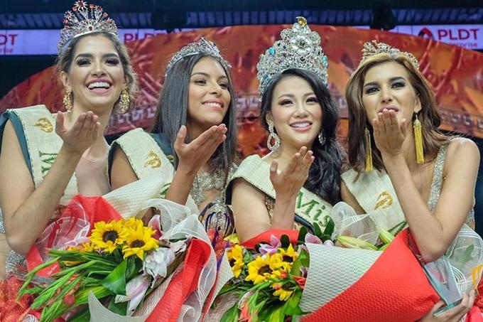 Những hoạt động của Phương Khánh trong một năm nhiệm kỳ Miss Earth 2018