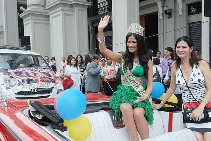 Những hoạt động của Phương Khánh trong một năm nhiệm kỳ Miss Earth 2018 - 3