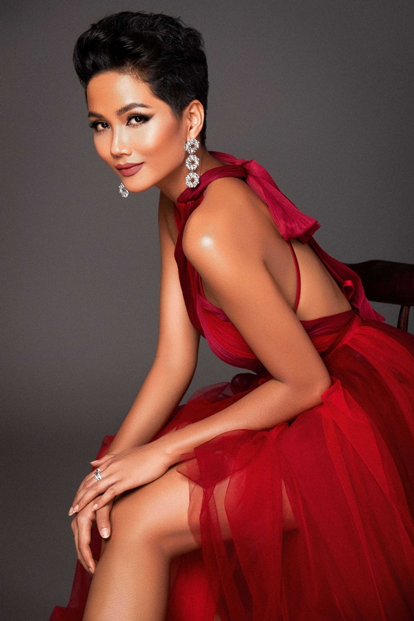 HHen Niê khoe nhan sắc trước ngày dự thi Miss Universe - 8