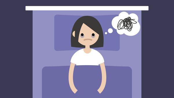Mất ngủ Thiếu vận động có thể ảnh hưởng đến chất lượng giấc ngủ của bạn. Cơ thể của bạn coi việc ngồi liên tục như sự nghỉ ngơi, ngay cả khi trí não bạn đang hoạt động tối đa. Do đó, nếu bạn nghỉ ngơi cả ngày, cơ thể bạn không còn cần ngủ và thời gian thư giãn nữa.