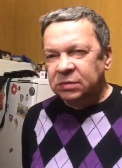Oleg Kirkunov (54 tuổi) - hung thủ giết vợ và anh trai bằng súng săn ở thành phố Ufa, Nga. Ảnh: east2west.