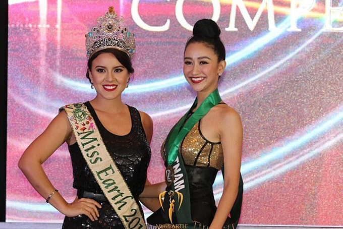 Những hoạt động của Phương Khánh trong một năm nhiệm kỳ Miss Earth 2018 - 10