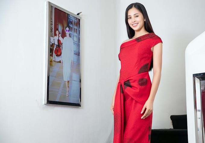 Vẻ đẹp trong sáng, rạng rỡ của Hoa hậu Việt Nam 2018 được nhiều người kỳ vọng sẽ gây ấn tượng và giúp cô gặp hái thành tích cao tại Miss World năm nay.