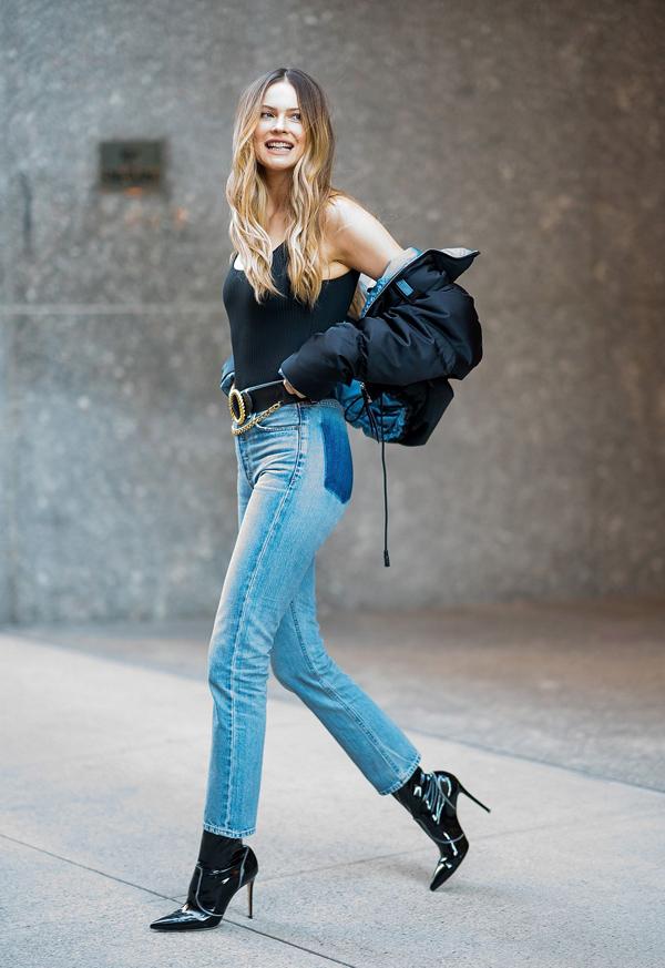 Dàn mẫu Victorias Secret mặc cực chất đi thử đồ trước show - page 2