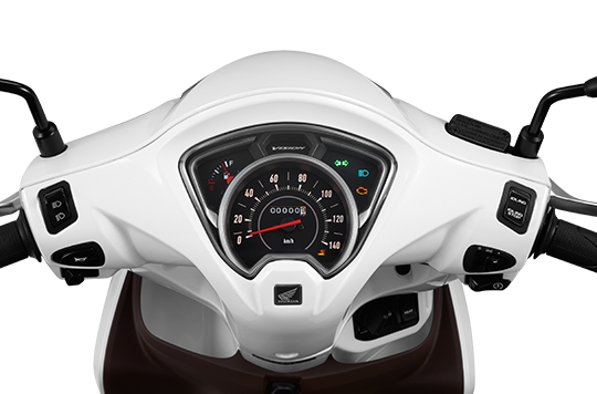 Mặt đồng hồ được thay đổi thiết kế theo phong cách hiện đại hơn, hiển thị đầy đủ thông tin hỗ trợ cho người dùng.