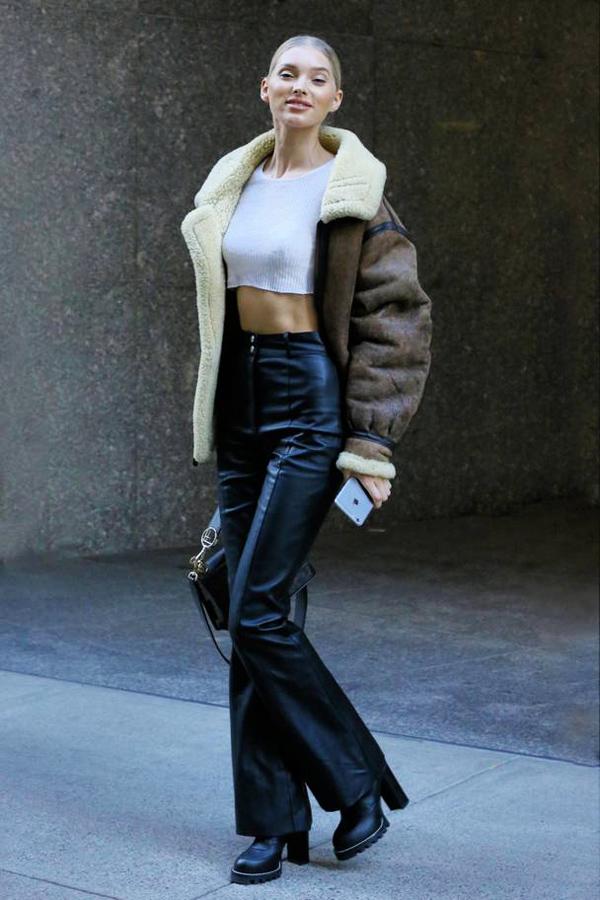 Dàn mẫu Victorias Secret mặc cực chất đi thử đồ trước show - page 2 - 3