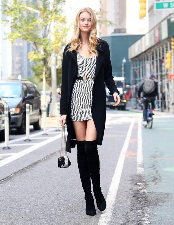 Dàn mẫu Victorias Secret mặc cực chất đi thử đồ trước show - page 2 - 7