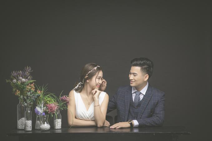 Ảnh cưới 14 triệu đồng của uyên ương Vĩnh Phúc