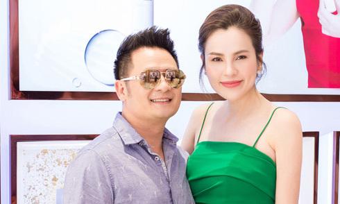 Bằng Kiều nhờ Hoa hậu Phương Lê tư vấn mua quà tặng bạn gái