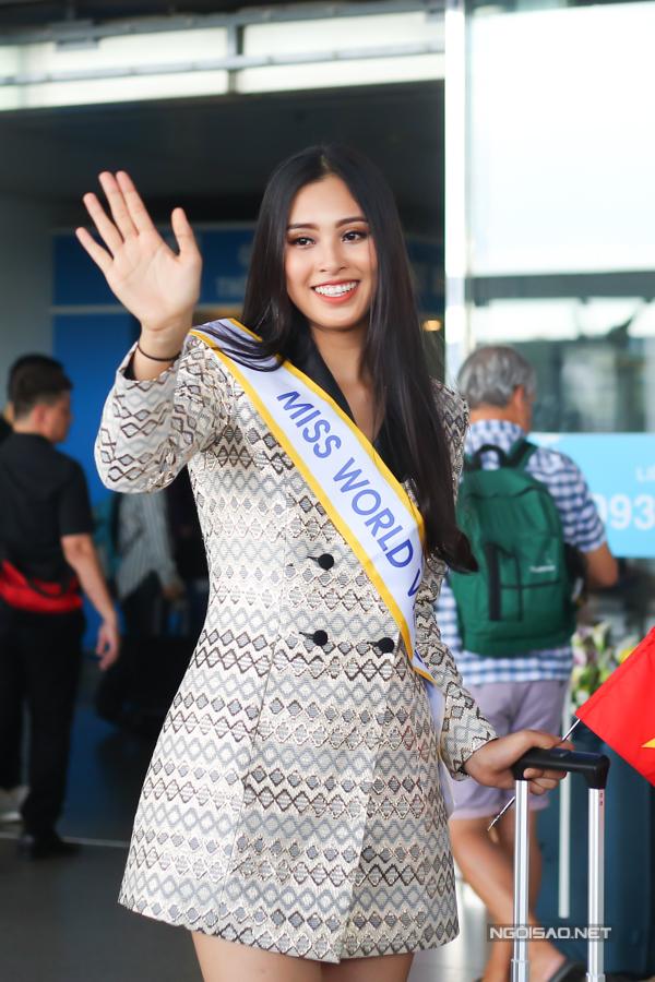 Cuộc thi Miss World 2018 sẽ diễn ra tròn một tháng với đêm chung kết vào ngày 8/12.