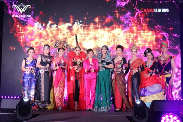 Á hậu Mrs. World Nguyễn Thu Hương rạng rỡ dự sự kiện của He & Me - ảnh 8