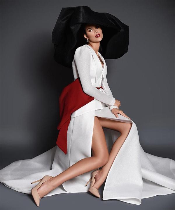 Nhan sắc của Hoa hậu Quốc tế 2018 - 10