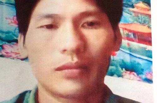 Nghi phạm giết vợ Ma Văn Tuân. Ảnh: CTV.