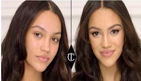 Học lỏm quy trình makeup của dàn mẫu Victorias Secret Show 2018