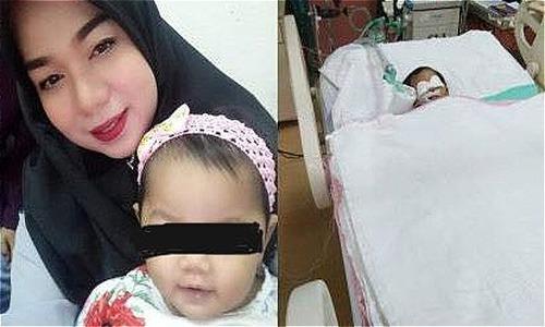 Bé gái 9 tháng nghi bị chồng vú em xâm hại, đánh chết
