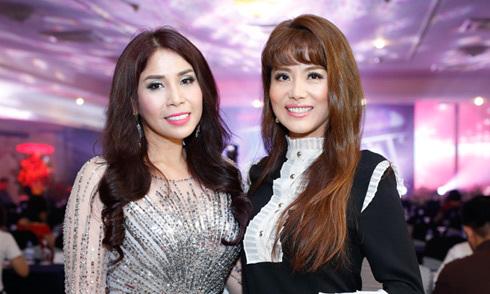 Em gái Lý Hùng cùng Á khôi Băng Châu chấm thi hoa hậu
