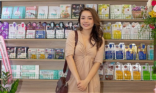 VADA ra mắt mô hình cửa hàng mỹ phẩm tích hợp spa tại TP HCM
