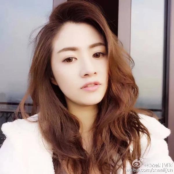 Đệ nhất mỹ nữ Thượng Hải Thẩm Lệ Quân.