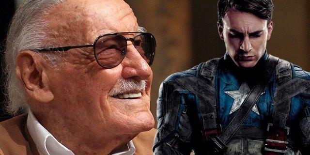 Captain America Chris Evans tưởng nhớ Stan Lee.