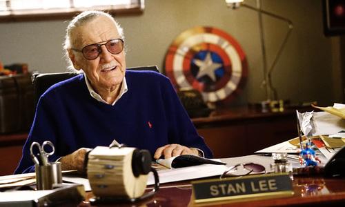 Cha đẻ của các siêu anh hùng Marvel qua đời