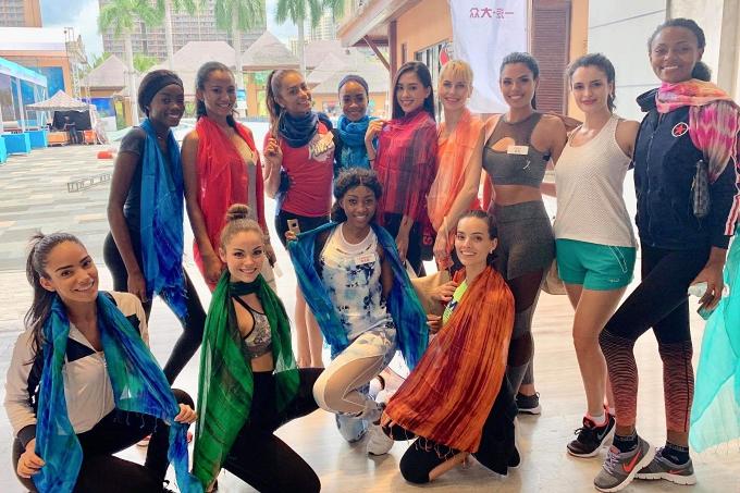 Người đẹp 18 tuổi muốn quảng bá văn hoá, du lịch Hội An nói riêng và Việt Nam nói chung đến với bạn bè quốc tế.