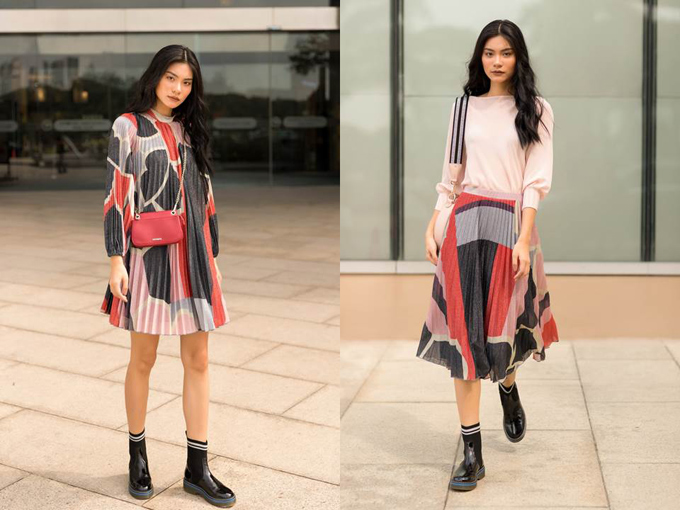 Sau khi đăng quang ngôi vị quán quân của một trong những cuộc thi người mẫu lớn nhất Việt Nam, Kim Dung xuất hiện nhiều hơn trên các sàn diễn thời trang, sự kiện... Khác hẳn với thần thái lạnh lùng sang chảnh trên sàn diễn, người mẫu lại ưa chuộng phong cách trẻ trung nhưng vẫn thanh lịch đầy tinh tế ngoài đời thường.