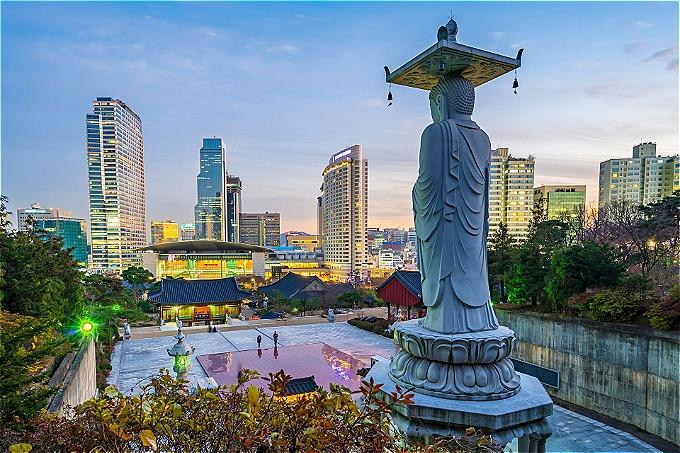 Đi Hàn Quốc với 12 triệu đồng, tiết kiệm mà vẫn vui thả ga