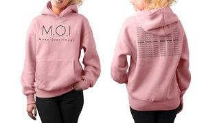 Mua bộ trang điểm, độc giả Ngoisao.net nhận quà tặng áo hoodie hồng